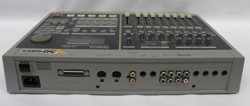 Roland vs-880 | digital studio workstation.